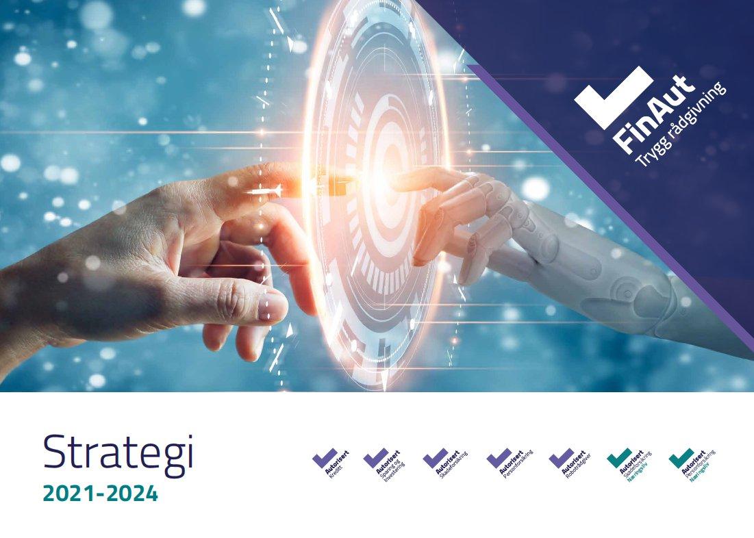 Strategi 2021-2024